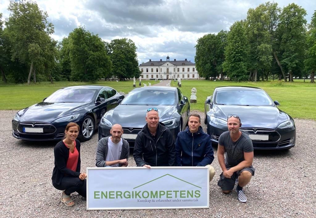 Vårt team Energikompetens